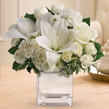 Telefloras Peace & Joy Bouquet