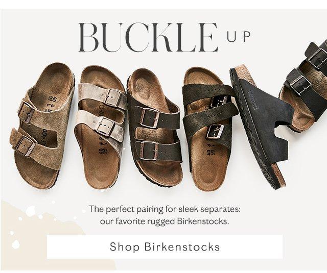 Shop Birkenstocks