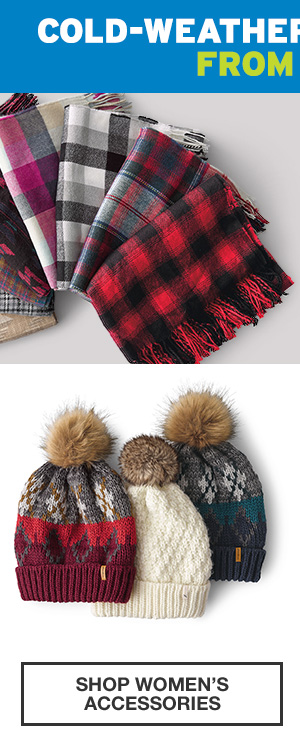 COLD-WEATHER ACCESSORIES | SHOP WOMEN'S ACCESSORIES