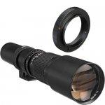 500mm f/8 Preset Lens