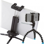 Camera, Tablet and Smartphone Mounts & Stands