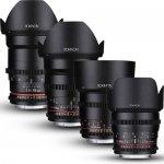 Cine DS Lens Bundles