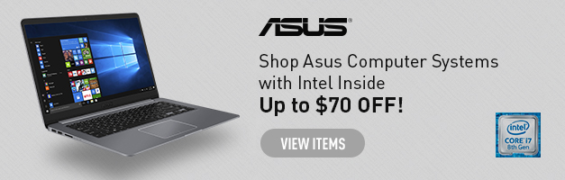 Intel Asus banner
