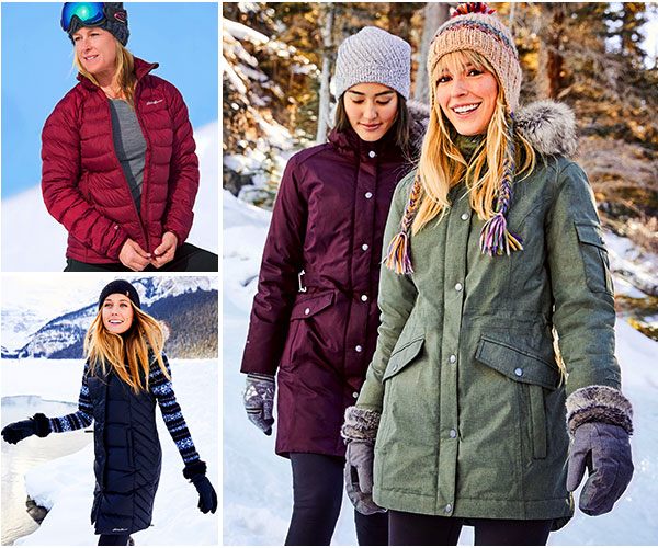 WORLD'S BEST OUTERWEAR FROM $99.99 | SHOP WOMEN'S OUTERWEAR