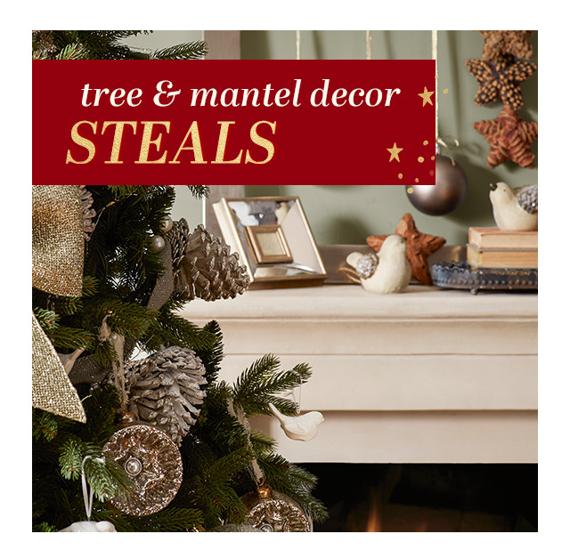 mantel/tree