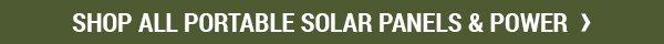 Shop All Portable Solar Panels & Power