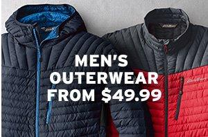 MEN'S OUTERWEAR | SHOP MEN'S OUTERWEAR