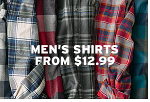 MEN'S SHIRTS| SHOP MEN'S SHIRTS