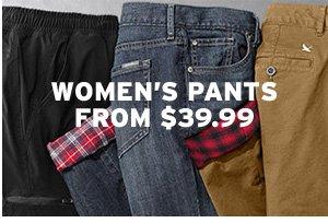 WOMEN'S PANTS | SHOP WOMEN'S PANTS