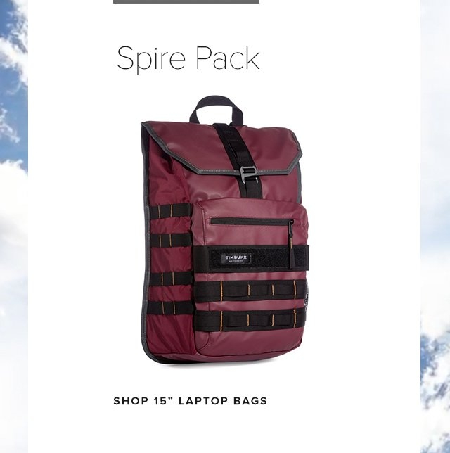Spire Pack - Shop 15in laptop bags