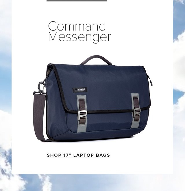 Command Messenger - Shop 17in laptop bags
