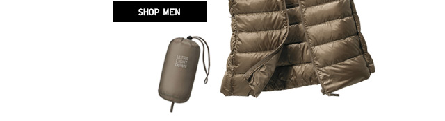 ULTRA LIGHT DOWN VEST - SHOP MEN