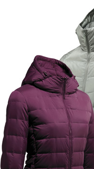ULTRA LIGHT DOWN SEAMLESS PARKA - SHOP WOMEN