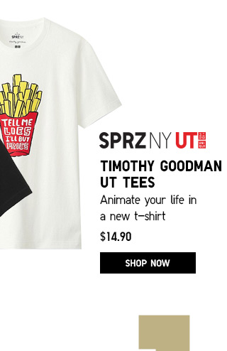 MEN TIMOTHY GOODMAN UT TEES - SHOP NOW