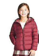 LIGHT PADDED PARKA - SHOP GIRLS