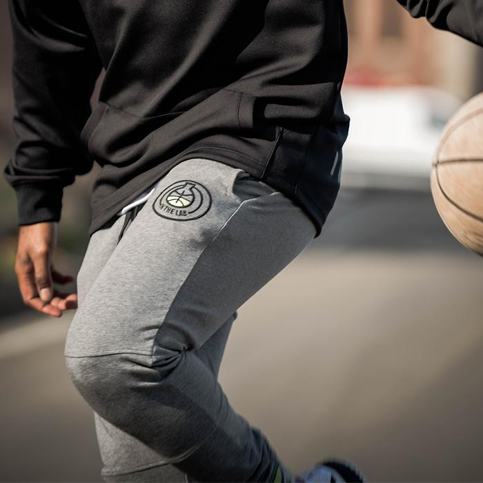 In The Lab Jogger | Grey