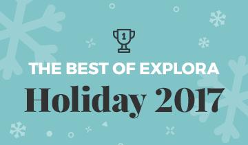 Holiday 2016 - Most Popular Articles | Explora