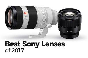 Best of 2016: SLR Lenses