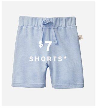 $7 SHORTS*