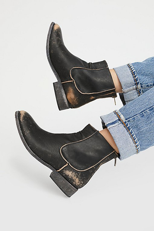 Canyon Lands Ankle Boot