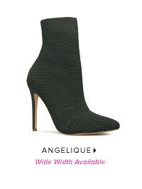 ANGELIQUE WIDE WIDTH AVAILABLE