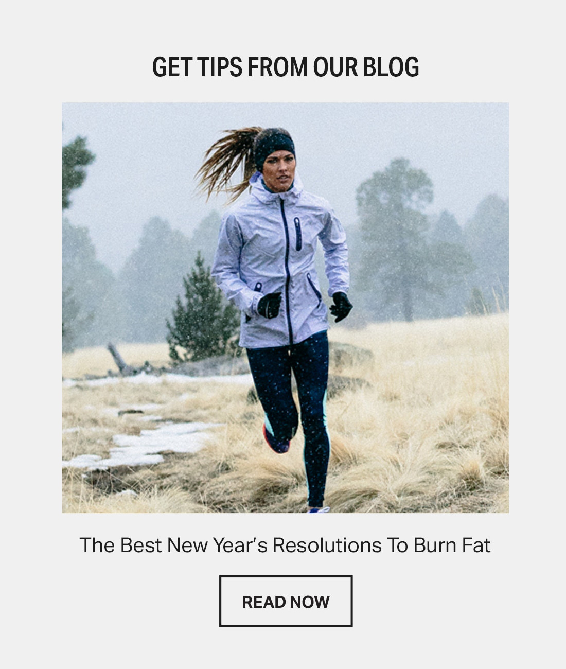 GET TIPS FROM OUR BLOG - The Best New Year's Resolutions To Burn Fat - READ NOW