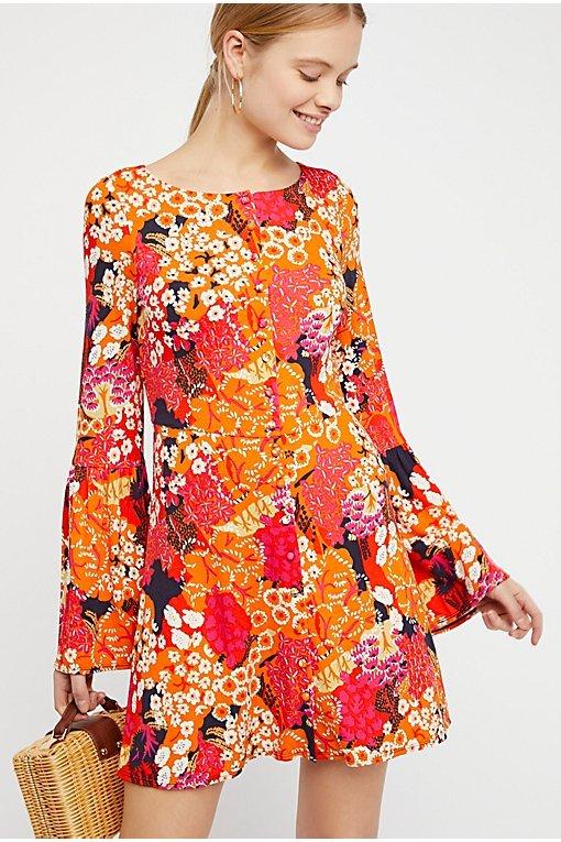 Marsha's Mini Dress