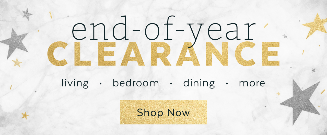 EOY Clearance Banner