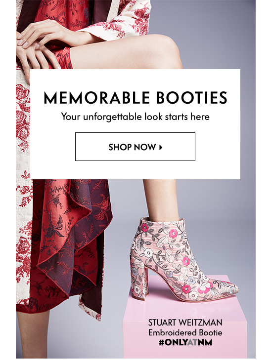 Memorable Booties