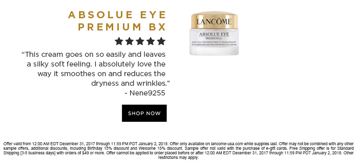 ABSOLUE EYE PREMIUM BX - SHOP NOW