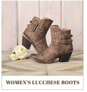 Womens Lucchese Boots
