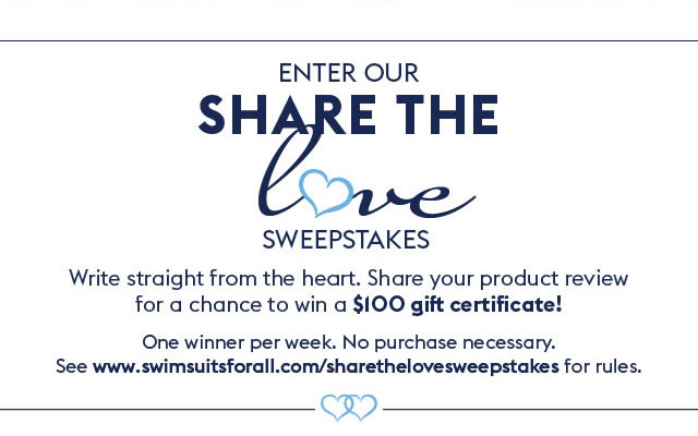 Enter our Share The Love