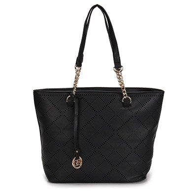 Bolsa Shopping Bag Gash - Preto