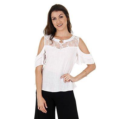 Blusa Feminina Acrobat - Branco