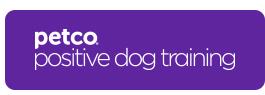 Petco Positive dog training >