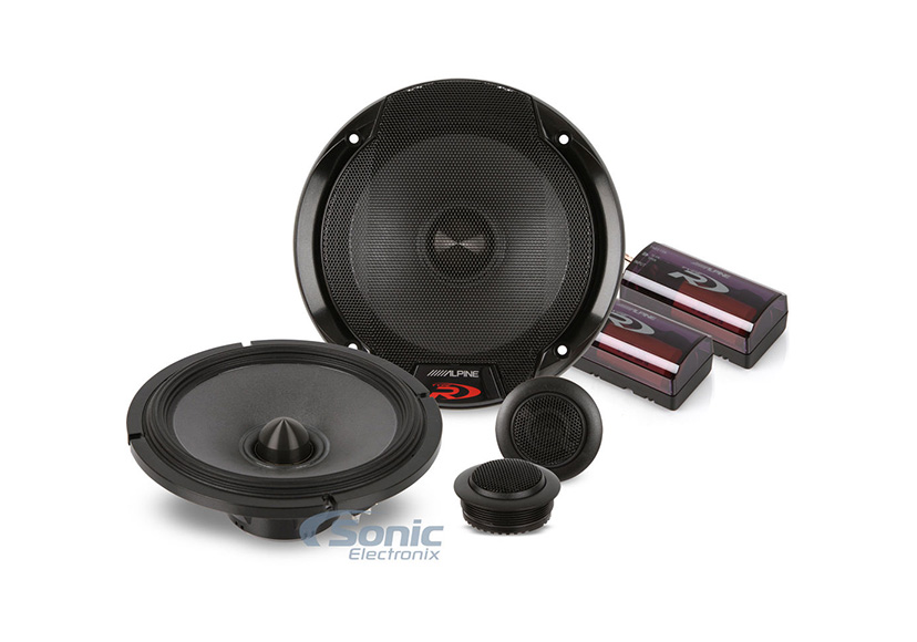 "Shop All 6.5"" Component Speakers!"