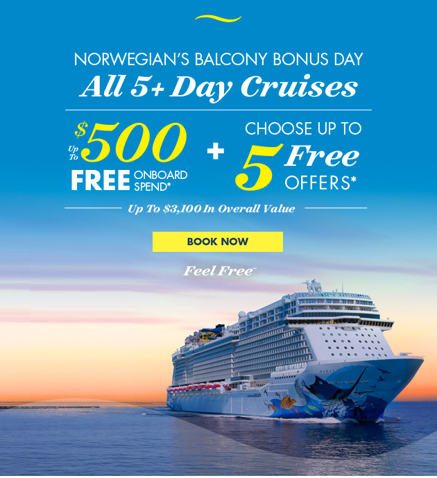 Norwegian Cruise Line Happy New Year Are Your Ready To Travel - 3 5 day cruises