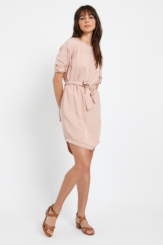 ALL WEATHER TWILL DRESS