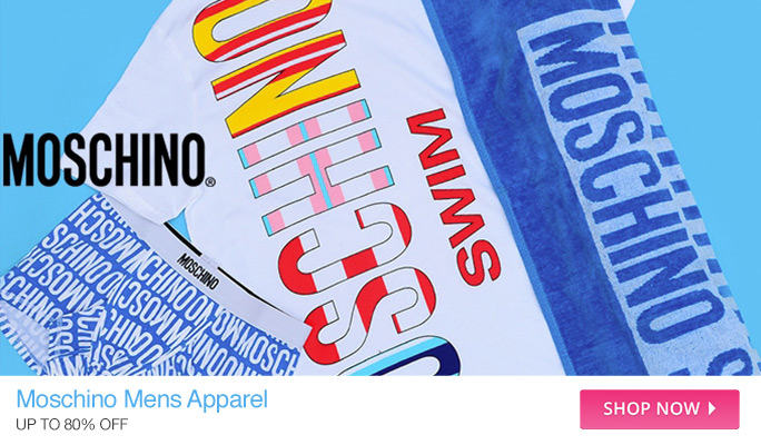 Moschino Mens apparel
