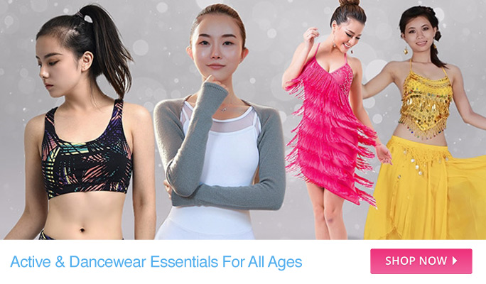 Active & Dancewear Essentials