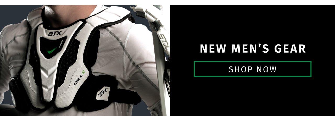 New Men's Gear!