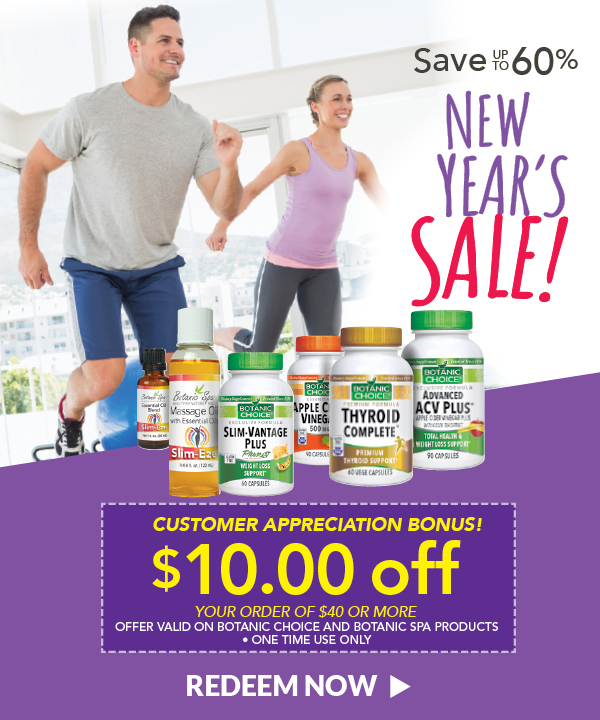 Save up to 60% - New Year's Sale - $10 off your orders of $40 plus Free Shipping on $50 orders