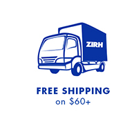 Free Shipping on $60+