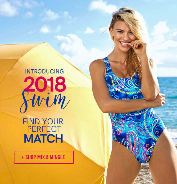 Find your perfect match this year with our Mix & Match Swim collection! See the latest styles at VENUS today!