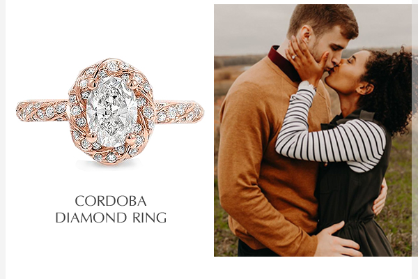 Cordoba Diamond Ring