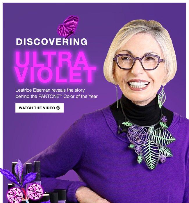 Discover Ultra Violet