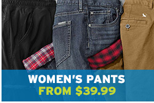 WOMEN'S PANTS | SHOP WOMEN'S PANTS
