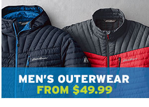 MEN'S OUTERWEAR | SHOP MEN'S OUTERWEAR