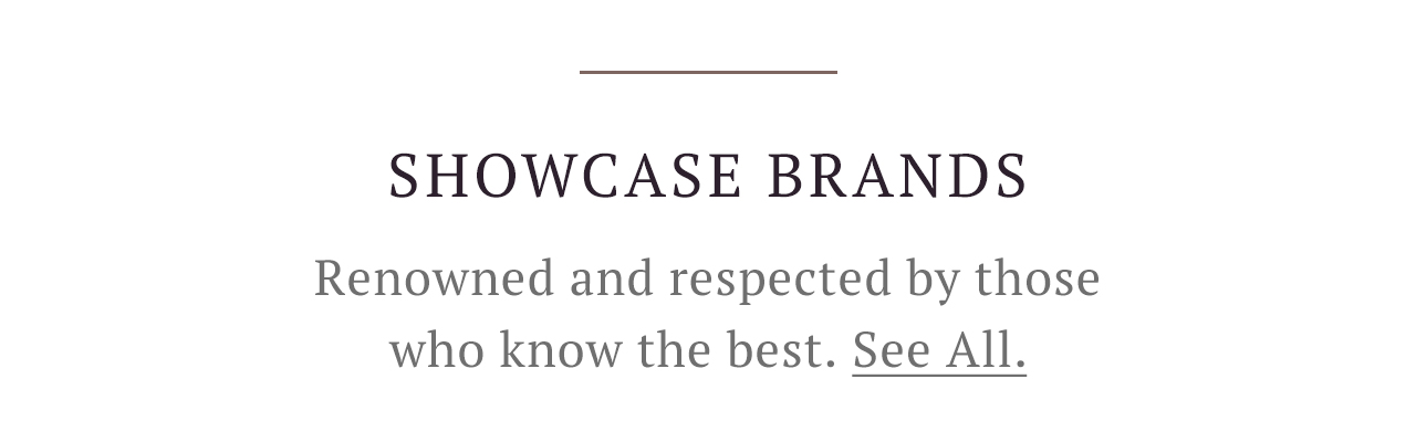 Showcase Brands