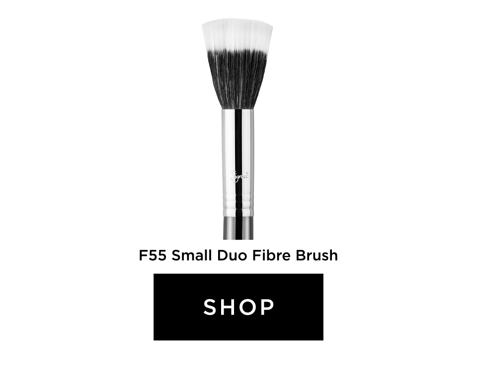 Shop F55 - SMALL DUO FIBRE BRUSH